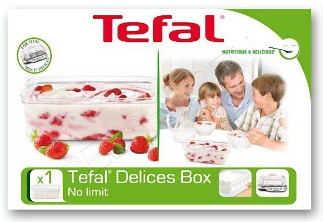 Kонтейнер для приготовления творога и йогурта для йогуртницы TEFAL (Тефаль). Артикул XF101032