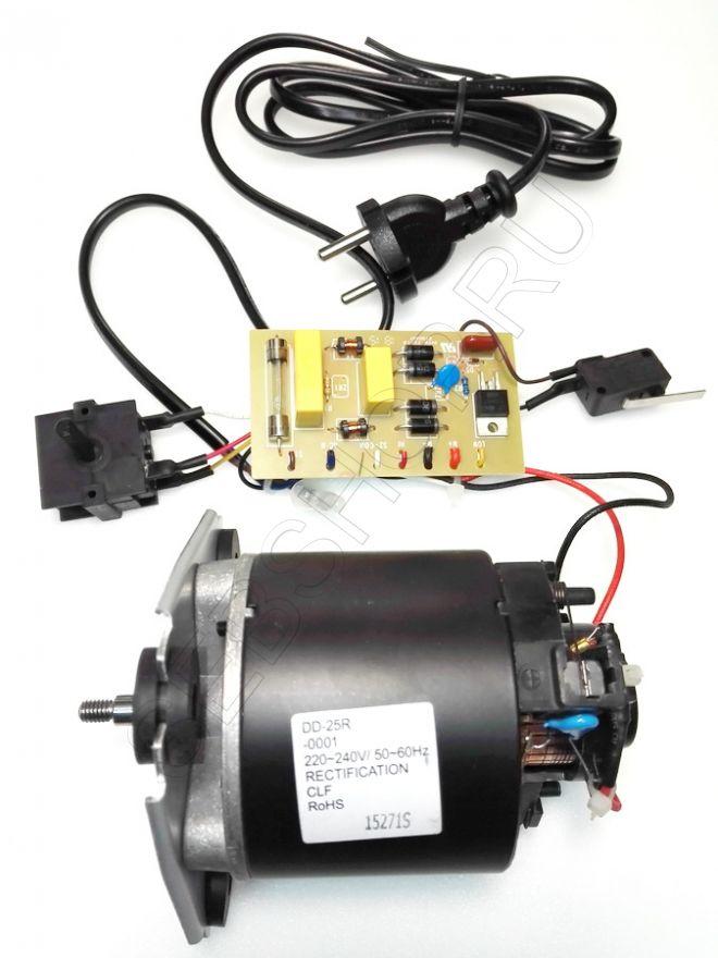 Мотор (двигатель) соковыжималки Moulinex (Мулинекс) JU610 , SS-994149
