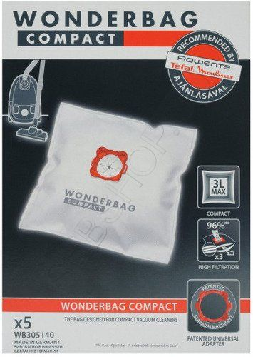 Мешки для пылесоса  ROWENTA (Ровента) , TEFAL (Тефаль) , WB305140