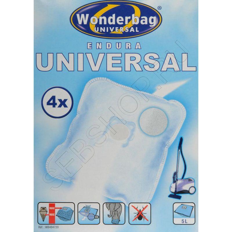 Мешки для пылесоса ROWENTA (Ровента) универсальные WB484720