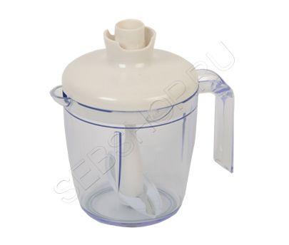 Чаша в сборе  для блендера Мулинекс ( MOULINEX) DD72, TEFAL HB70, HB71 PREP'LINE, FS-9100016453